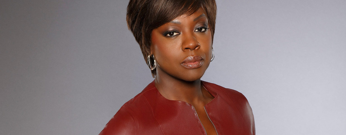 Viola Davis Knows 'How To Get Away With Murder'