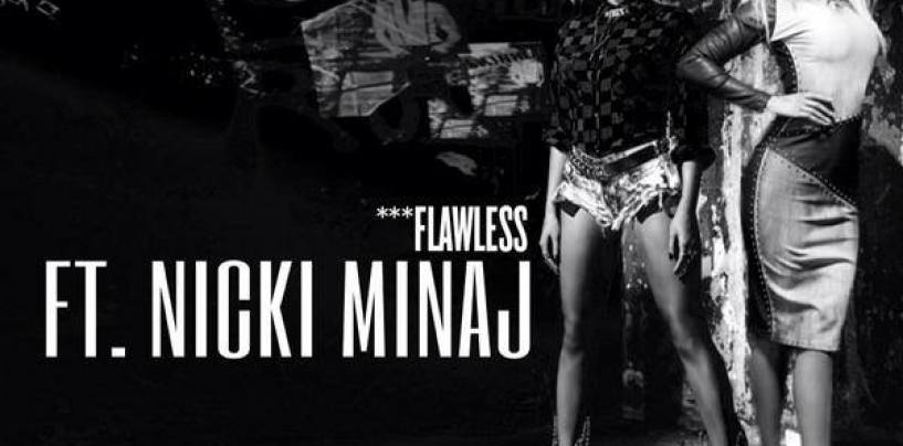"Beyonce and Nicki Minaj ""Flawless"" Remix Video Goes Viral"