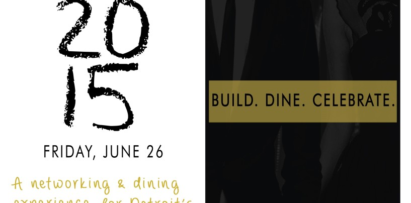Professional's Night Out: A Night of Networking & Dining for Detroit's Super-Achievers