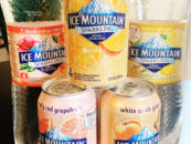 Ice Mountain Sparkling Is Sparkling With New Flavor
